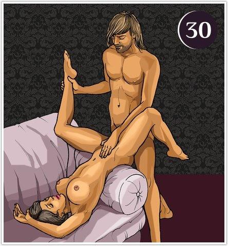 60 секс поз