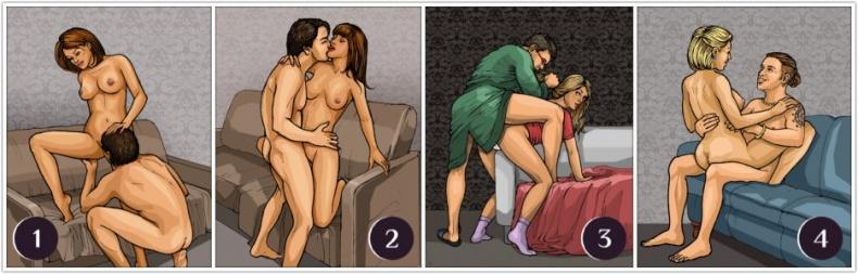Секс задание девушке