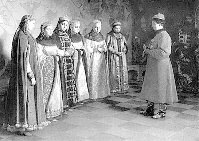 Русские царицы ебутся оффтоп