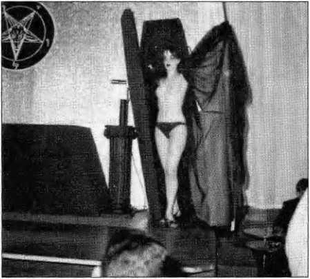 Сатанинские секс ритуалы видео имхо