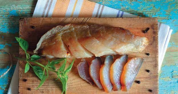 Балык из рыбы пошаговые рецепты